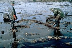 ölverschmutzung der meere