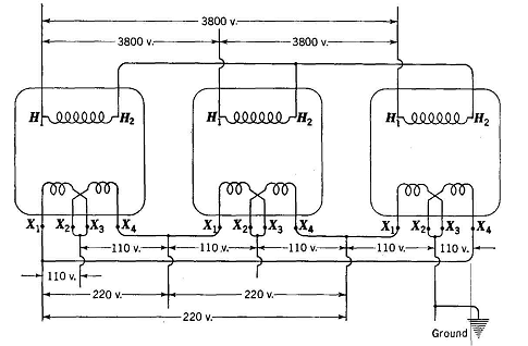 three phase motor wiring diagrams with Ee 19 13b on Construction Of 3 Phase Ac Induction Motors moreover Start Stop Contactor Wiring Diagram as well 460 3 Phase Wiring Diagram in addition Single Phase Submersible Pump Starter Wiring Diagram in addition Single Phase Motor With Capacitor Forward And Reverse Wiring Diagram.
