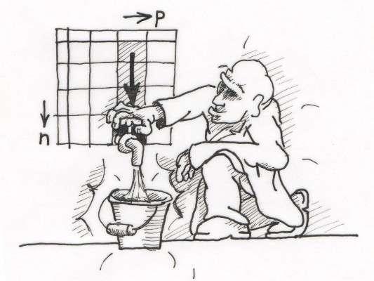 vias science cartoons